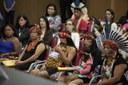 """SNJ realiza evento """"O Protagonismo da Mulher Jovem no Brasil"""" com palestras sobre feminismo e vulnerabilidade. (Foto: Willian Meira - MMFDH)"""