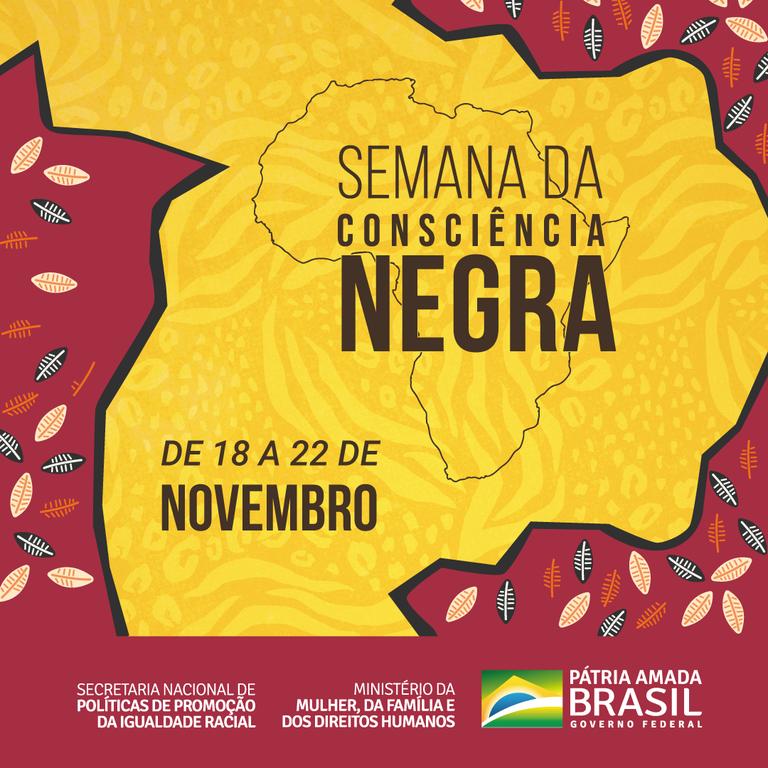Ministério celebra Semana da Consciência Negra com atividades de valorização da cultura afrodescendente
