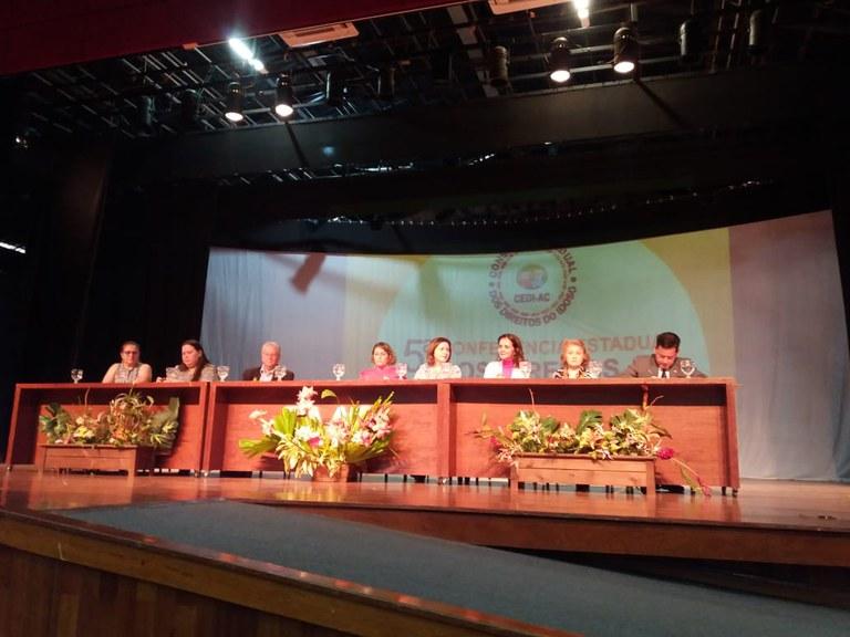 Conferência no Acre