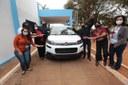 Conselho Tutelar de Planaltina de Goiás recebe veículo zero quilômetro do Governo Federal