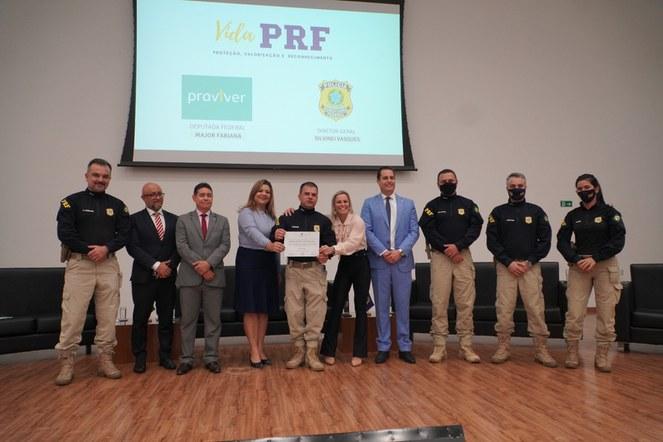 Ministério investe R$ 725,9 mil em programa que assegura saúde mental de policiais