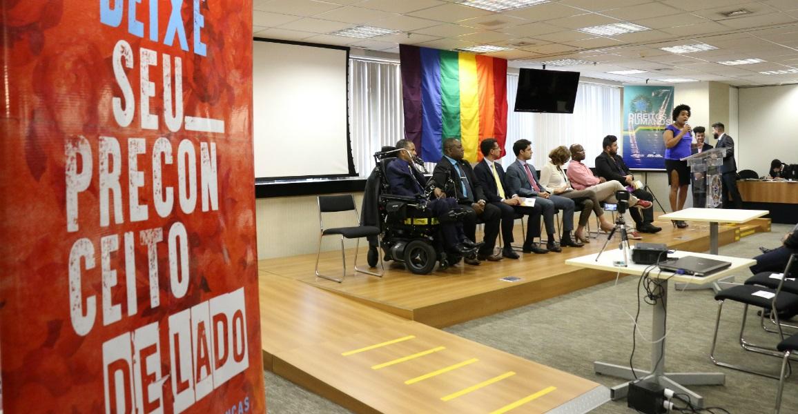 Destaque interno - LGBT
