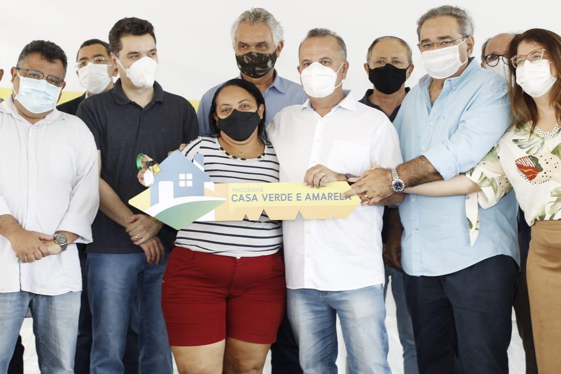 O investimento no Residencial Severino de Souza Marinho foi de R$ 13,6 milhões. No total, cerca de 900 pessoas foram beneficiadas com a casa própria