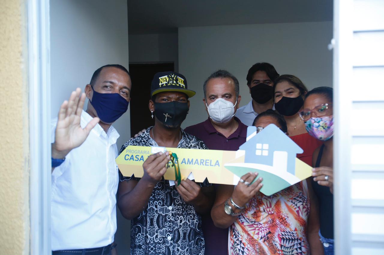Residencial Sapucaia e Aguazinha irá beneficiar cerca de 1,8 mil pessoas de baixa renda da cidade pernambucana
