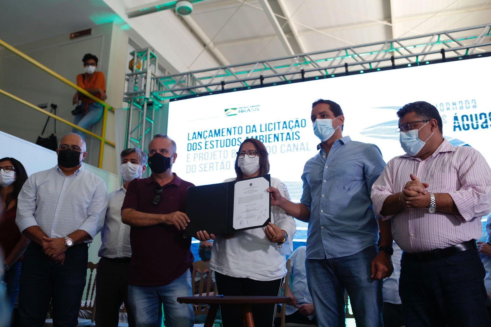 MDR também divulgou, em parceria com a Codevasf, edital para concessão do Perímetro Irrigado do Baixio do Irecê. Quando concluída, será a maior área irrigada da América Latina