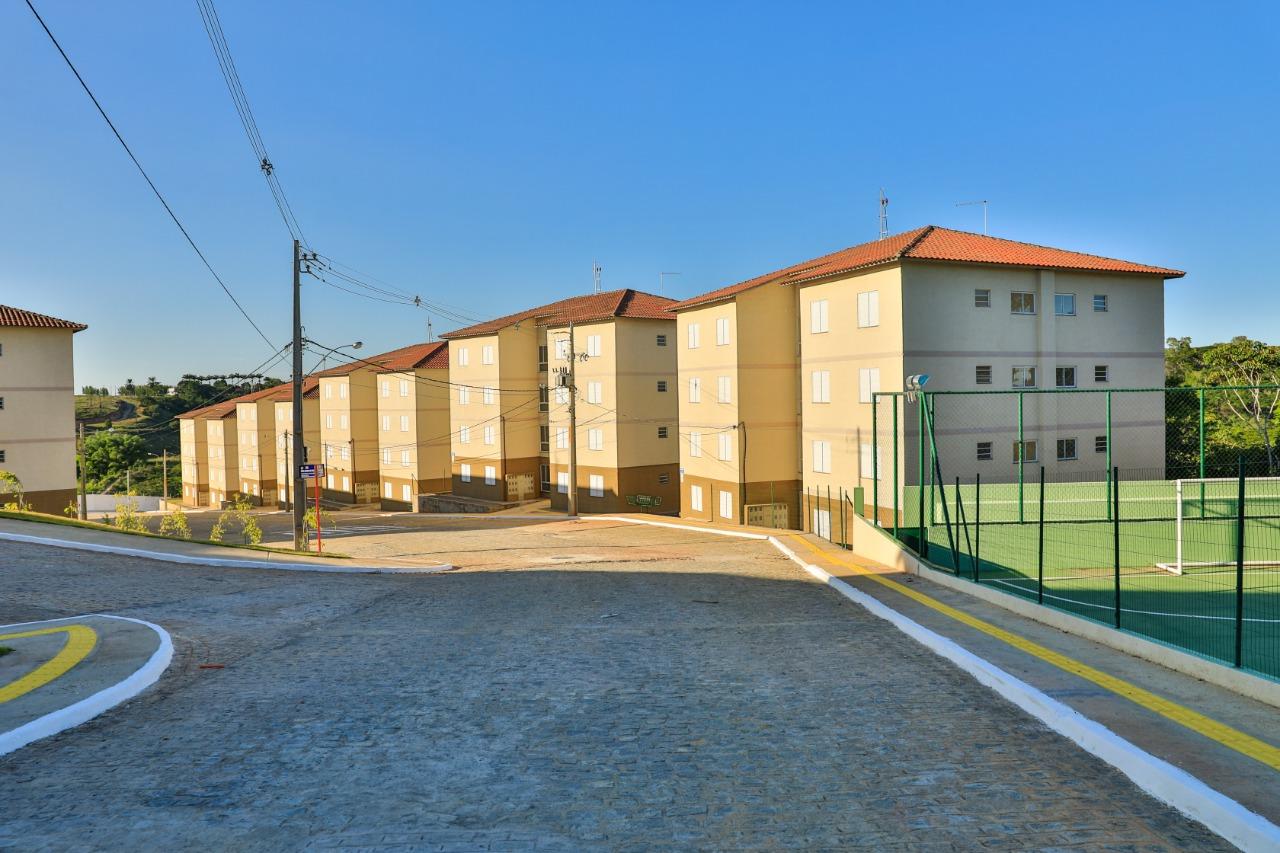 Investimento federal nos residenciais Guadalajara I e II foi de R$ 42 milhões, dos quais R$ 41,2 milhões foram disponibilizados desde 2019
