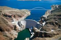 Uma das atividades realizadas pela comitiva do MDR foi uma visita ao Distrito de Conservação de Água Roosevelt, que atende fazendeiros, irrigantes e outros usuários de água na região central do Arizona (Foto: Divulgação)