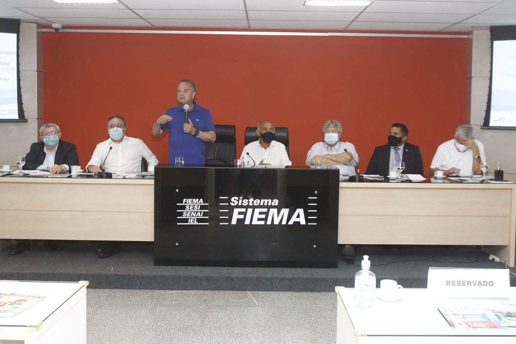 Evento integrou programação da Jornada das Águas e contou com a participação do ministro do Desenvolvimento Regional, Rogério Marinho