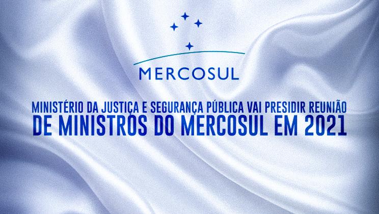 Encontro vai tratar dos mecanismos de cooperação internacional relacionados à justiça e à segurança pública