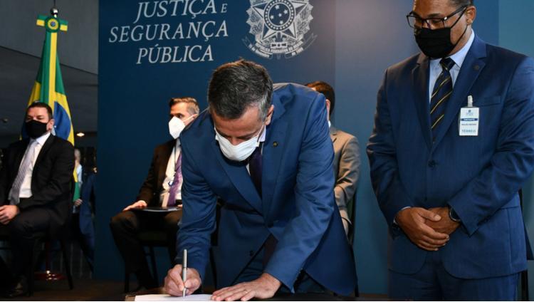 Ministro Anderson Torres defende o trabalho integrado das polícias para combater o crime organizado2.jpeg