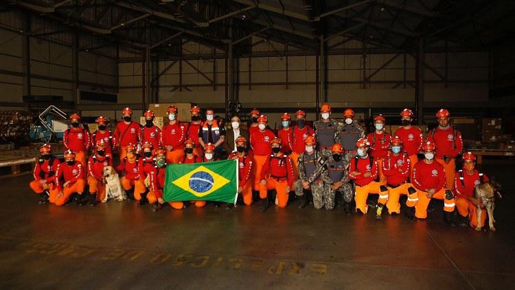 Missão humanitária no Haiti contou com apoio de profissionais da segurança pública do Brasil.jpeg