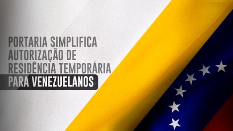 Medida visa promover regularidade de documentos e trazer maior segurança jurídica e estabilidade aos imigrantes
