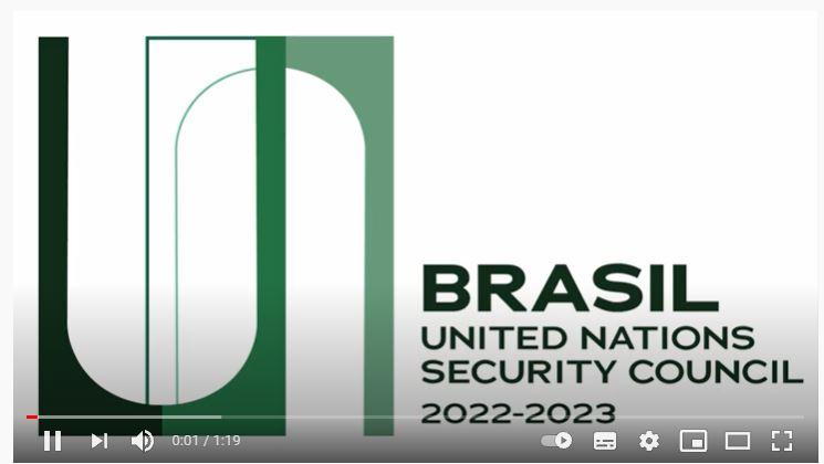 Campanha do Brasil para integrar, pela 11ª vez, o Conselho de Segurança das Nações Unidas (CSNU)