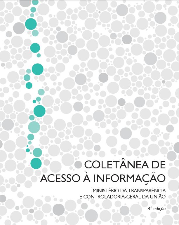 Capa da Coletânea de Acesso à Informação