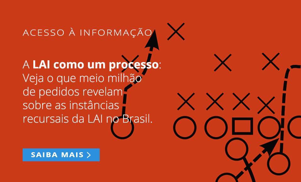 Veja o que meio milhão de pedidos revelam sobre as instâncias recursais da LAI no Brasil