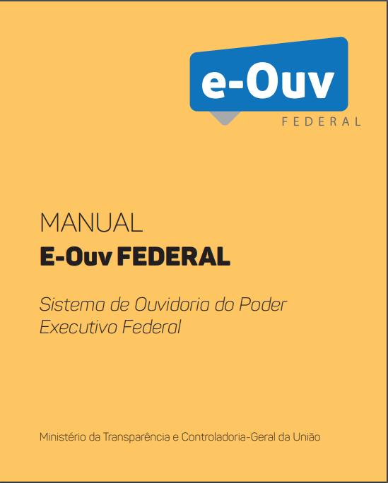 Manual e-Ouv federal