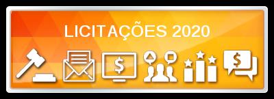 Banner das Licitações de 2020