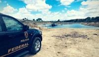 PF investiga esquema criminoso de contrabando de ouro retirado de garimpos irregulares e de terras indígenas