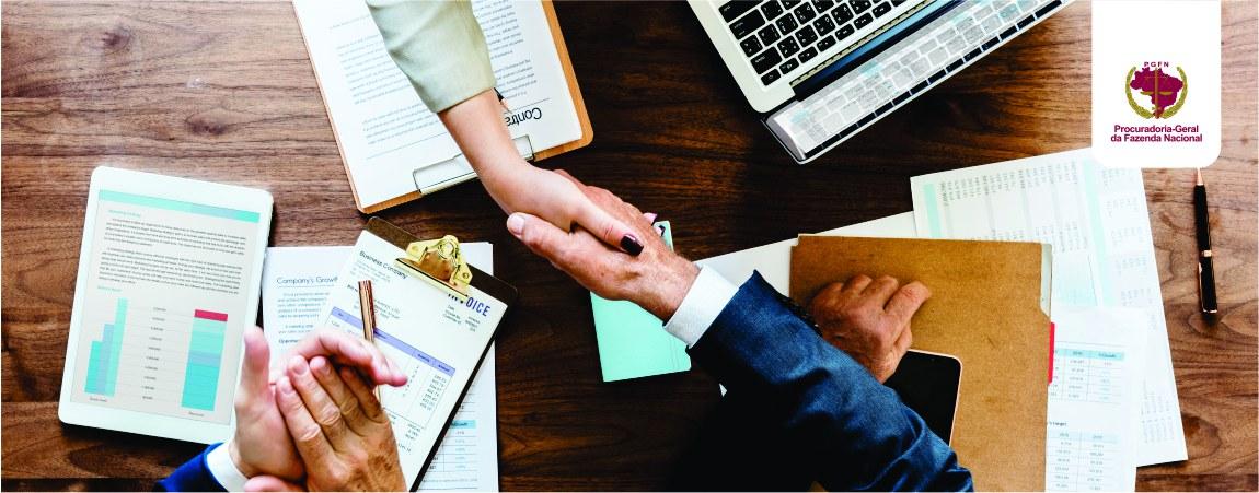 Cerca de 1 milhão de débitos inscritos em dívida ativa foram incluídos em mais de 340 mil acordos celebrados