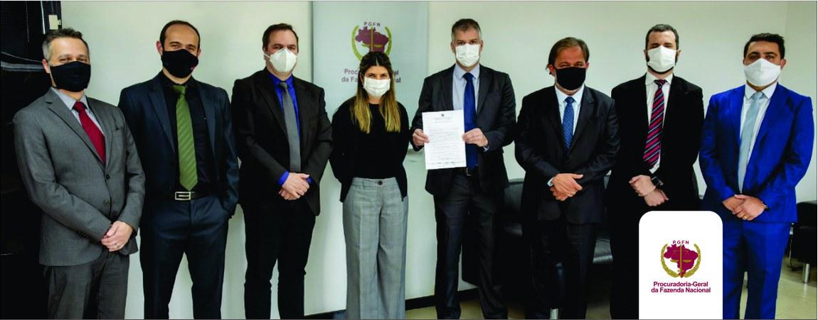 Transação Individual e Negócio Jurídico Processual foram realizados na última segunda-feira (12), na sede da PFN/MG