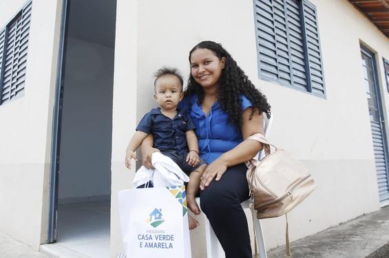 VerdeeAmarela4 Governo Federal entrega 1.440 moradias em Itapecuru-Mirim, no Maranhão