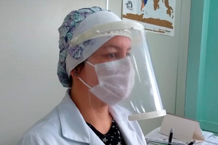 No Amazonas, Instituto Federal de Educação produz máscaras para combate ao coronavírus