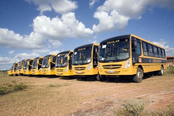 FNDE libera mais de R$ 70 milhões para manutenção do transporte escolar