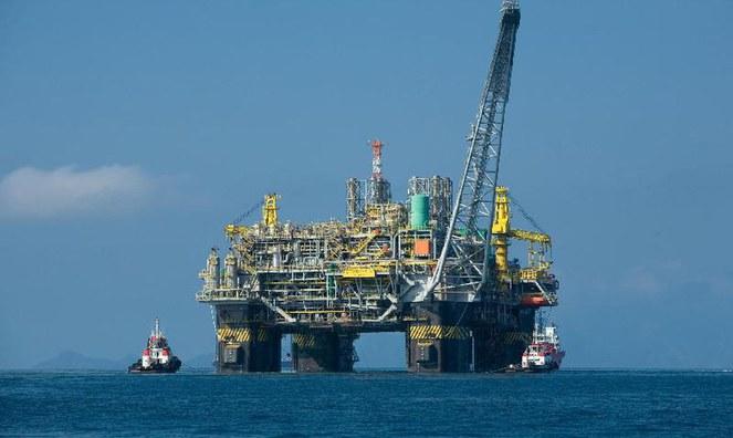 Oferta de petróleo e gás natural