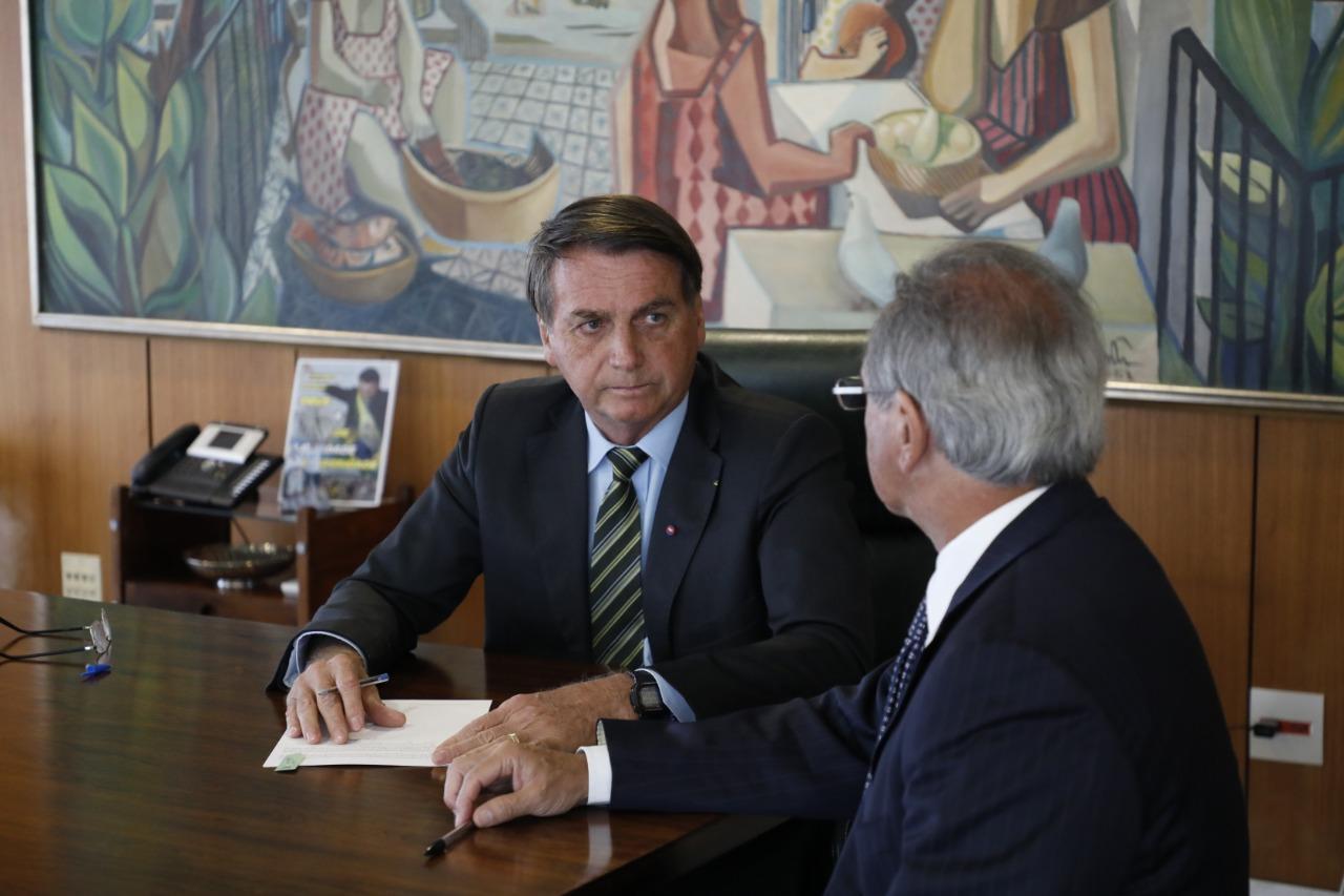 Presidente Bolsonaro prorroga prazo do Programa BEm para até 180 dias