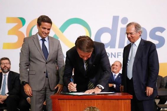 Sete Atos Normativos foram assinados na cerimônia