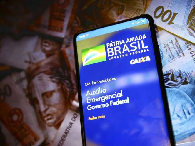 Auxílio Emergencial chega a 60% da população brasileira