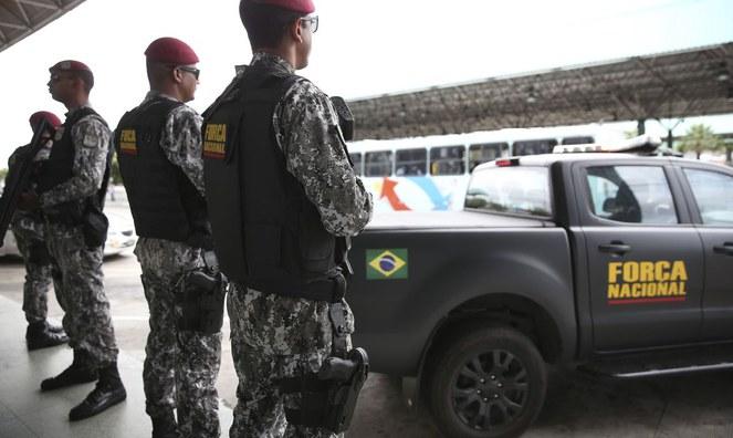 Governo Federal garante proteção contra Covid-19 aos agentes de segurança