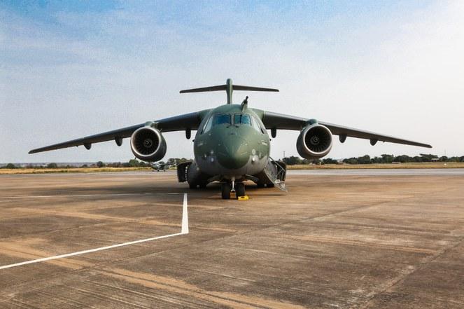 FAB: Transporte Aéreo Logístico em apoio à Operação Covid-19.