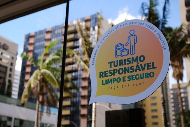 Retomada do Turismo