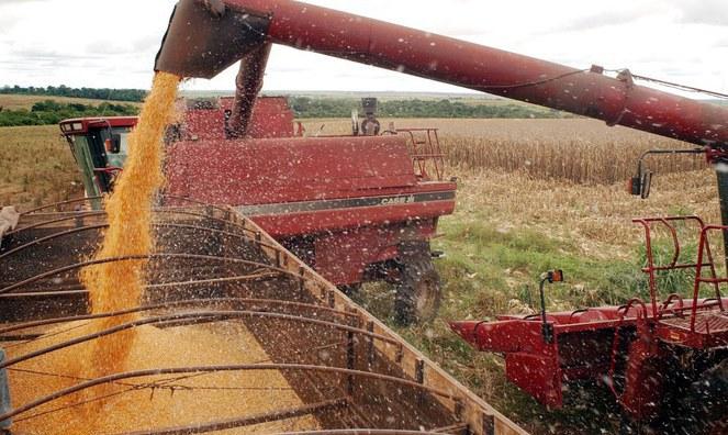 A força do agronegócio