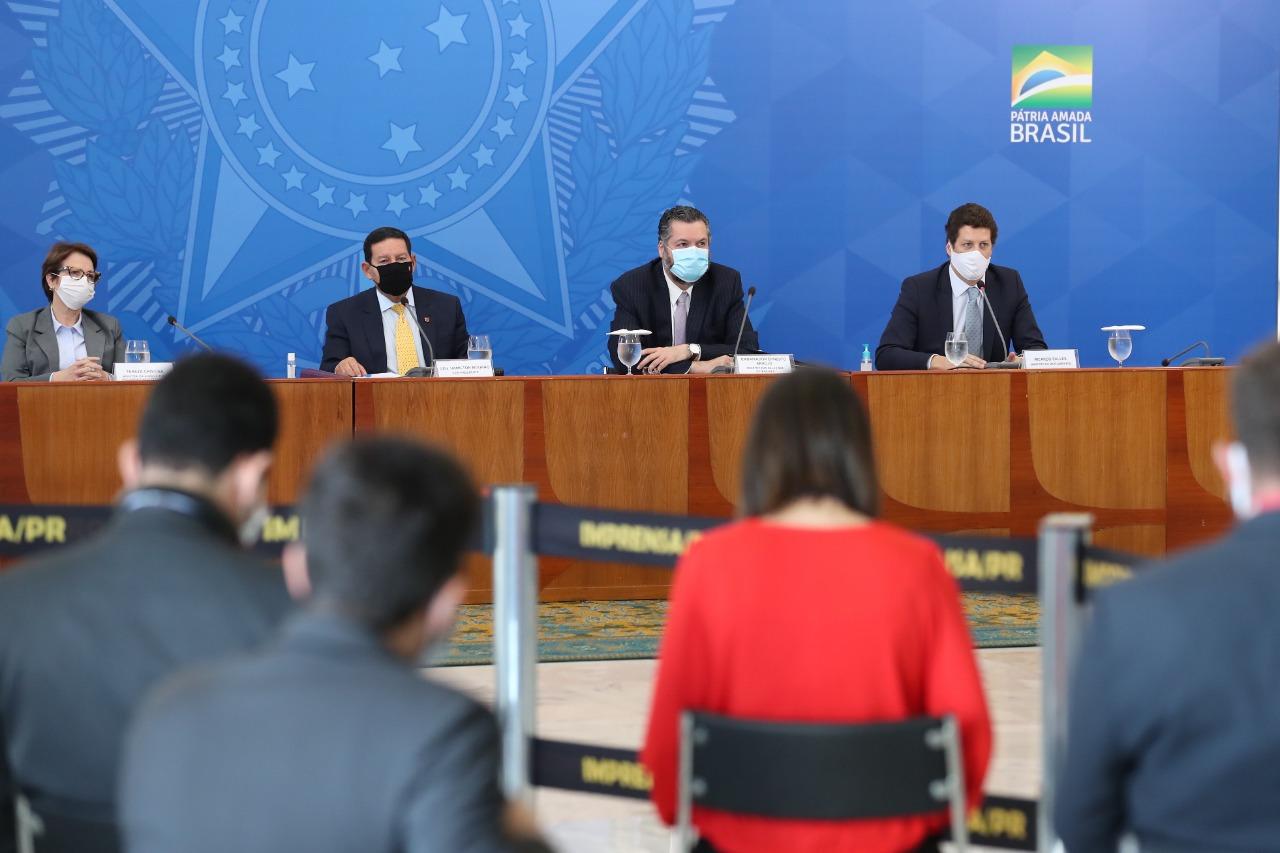 Governo amplia diálogo com investidores estrangeiros sobre Amazônia