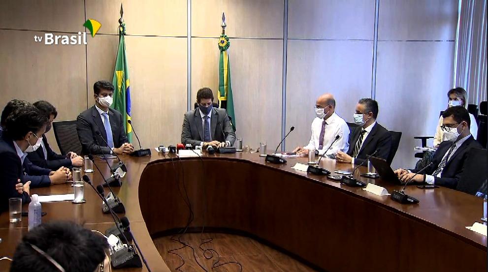 Governo repassa R$ 350 milhões ao BNDES para projetos de saneamento e resíduos sólidos