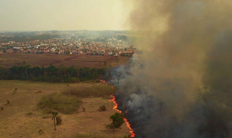 Governo Federal libera mais de R$ 10 milhões para combate às queimadas no Pantanal — Português (Brasil)