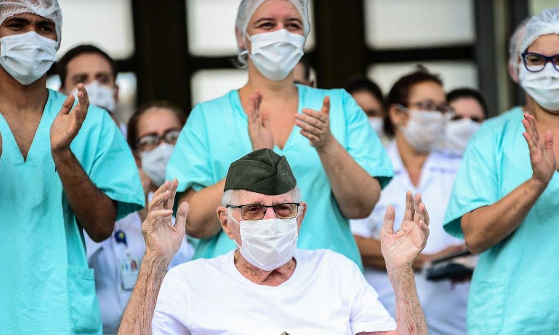 Brasil já tem mais de 2,6 milhões de pessoas recuperadas