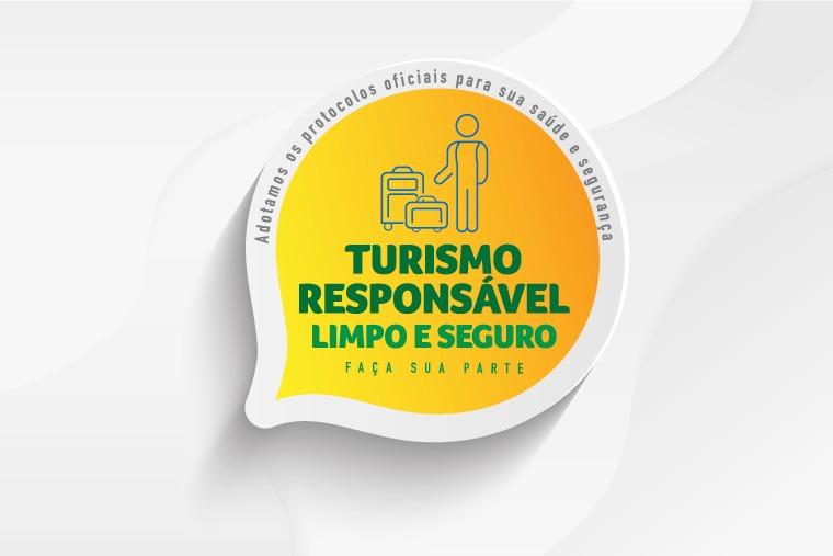 """Selo """"Turismo Responsável - Limpo e Seguro"""" já tem mais de 12 mil adesões"""