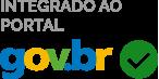 Selo de página institucional integrada ao portal gov.br