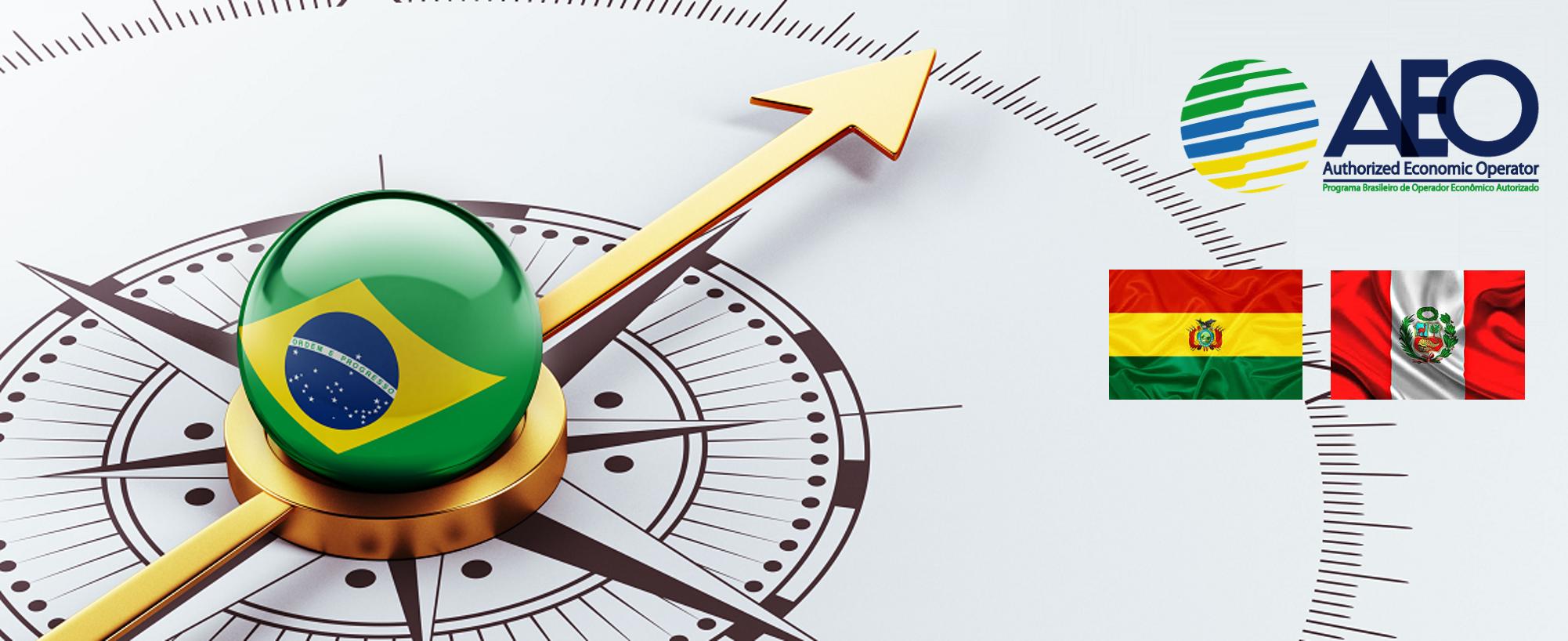 05/10/2020 - Os novos acordos visam dar maior celeridade no comércio entre Brasil e Peru e entre Brasil e Bolívia, no âmbito do Programa OEA.