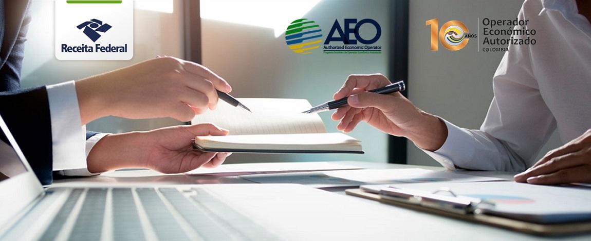08/07/2021 – Os novos acordos visam agilizar, com segurança, comércio do Brasil com a Colômbia e o México, no âmbito do Programa OEA.