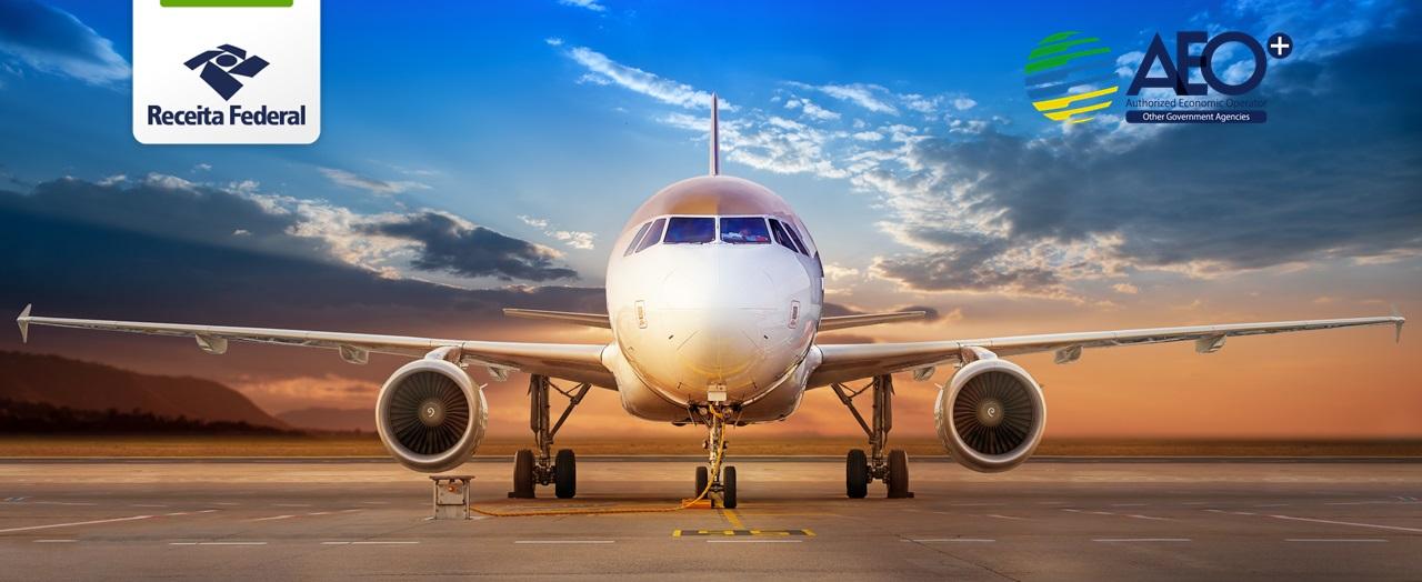 13/05/2021 - RFB e ANAC promoveram evento online para lançamento da fase de execução de piloto no âmbito do projeto de integração ao Programa OEA.
