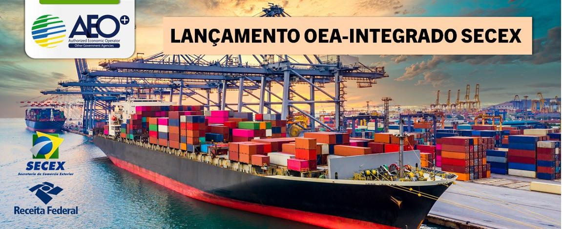 23/08/2021 - A certificação no OEA-Integrado Secex traz benefícios relacionados ao Regime Aduaneiro Especial de Drawback.