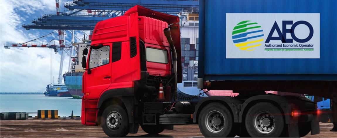 02/03/2021 - Receita Federal simplifica o trânsito aduaneiro e agrega novos benefícios para transportadores e depositários OEA.