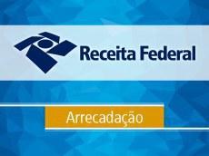 A arrecadação total das Receitas Federais atingiu em setembro o valor deR$ 119 bilhões