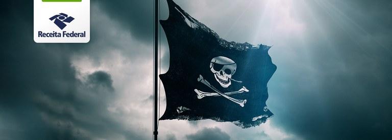 Receita Federal e Associação Brasileira de Televisão por Assinatura destroem mais de 97 mil aparelhos de tv box piratas no Rio de Janeiro