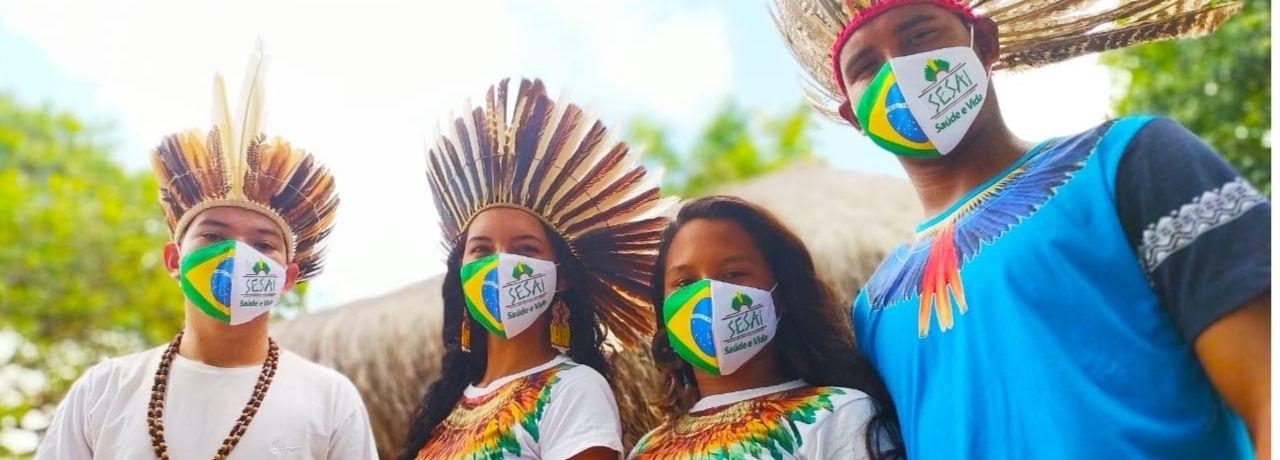 Projeto Jovem Indígena abre vagas nos DSEI Kayapó do Pará, Parintins, Xavante e Xingu