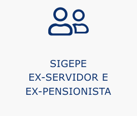 Sigepe Ex-Servidor e Ex-Pensionista